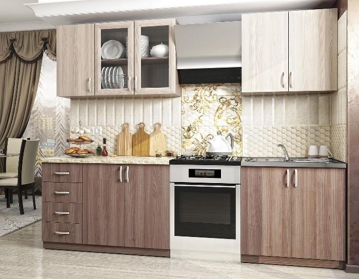 Кухня Татьяна ясень