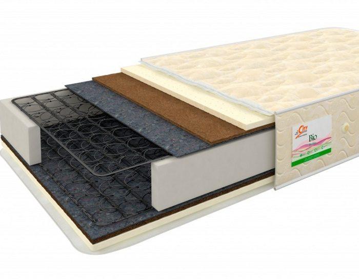 Матрас Comfort bio latex 160х200