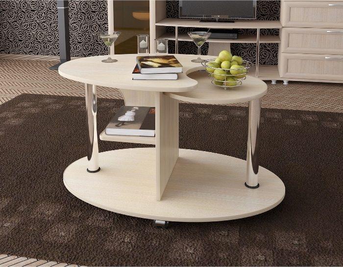 Журнальный стол Палитра