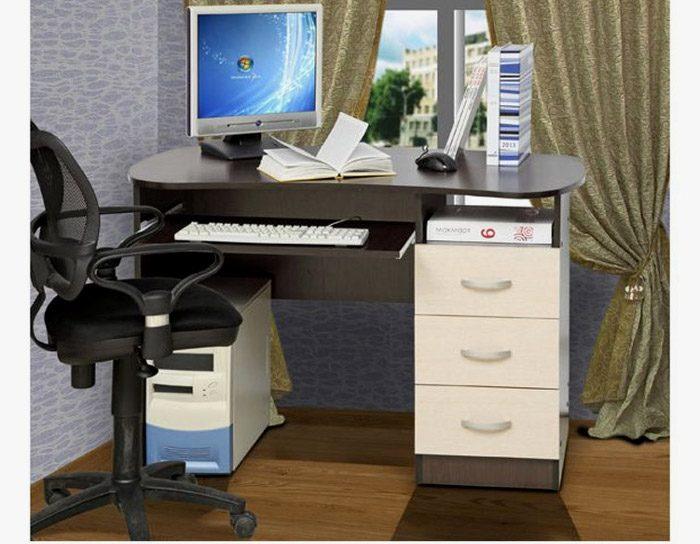 Стол письменный (2 цвета)