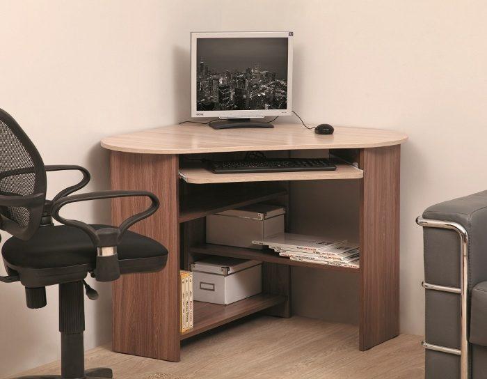 Компьютерный стол ПКС-4 (2 цвета)