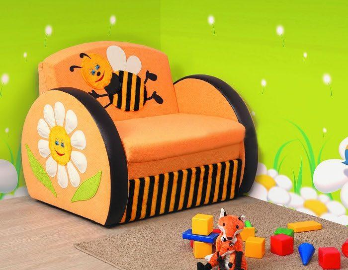 Диван-тахта детский Пчелка