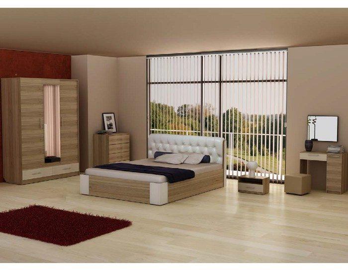 Модульная спальня Сильва