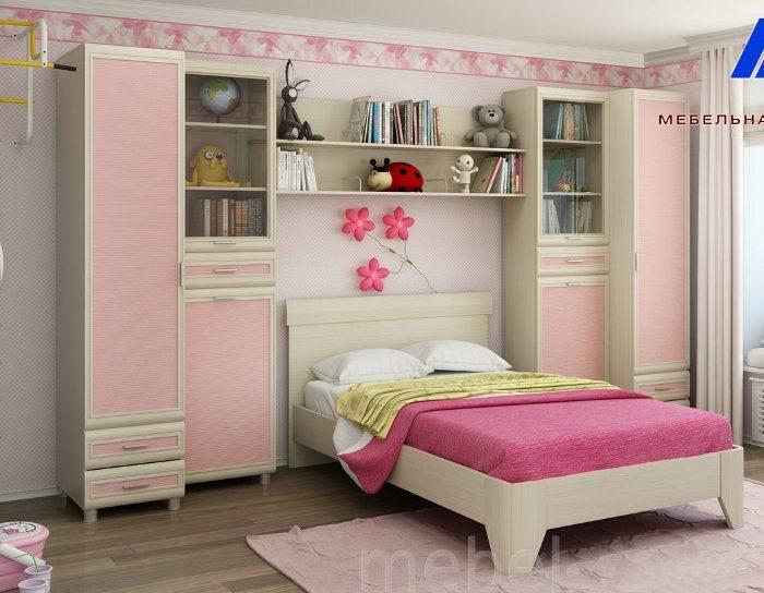 Модульная детская мебель Ксюша