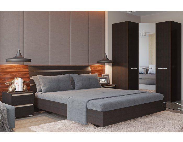 Модульная спальня Кармэн