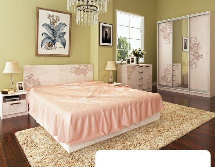Спальня модульная Винтаж
