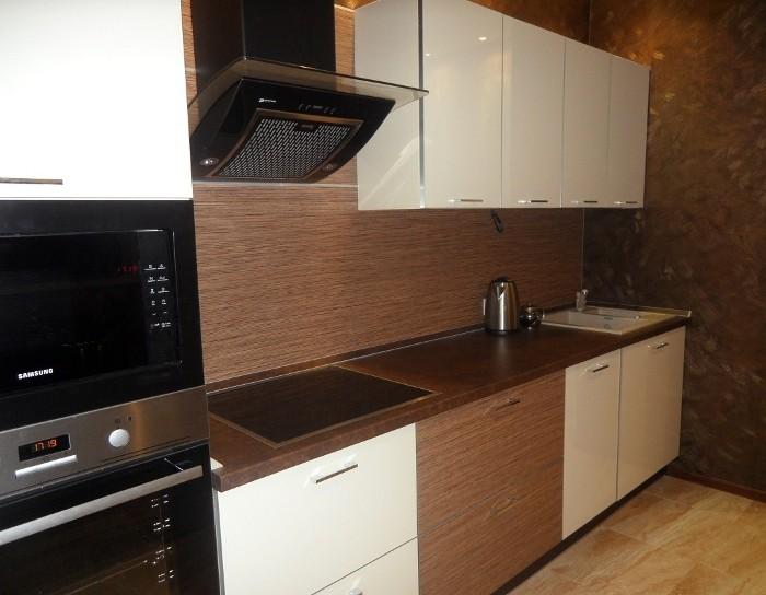 Кухня на заказ 48 Акрил