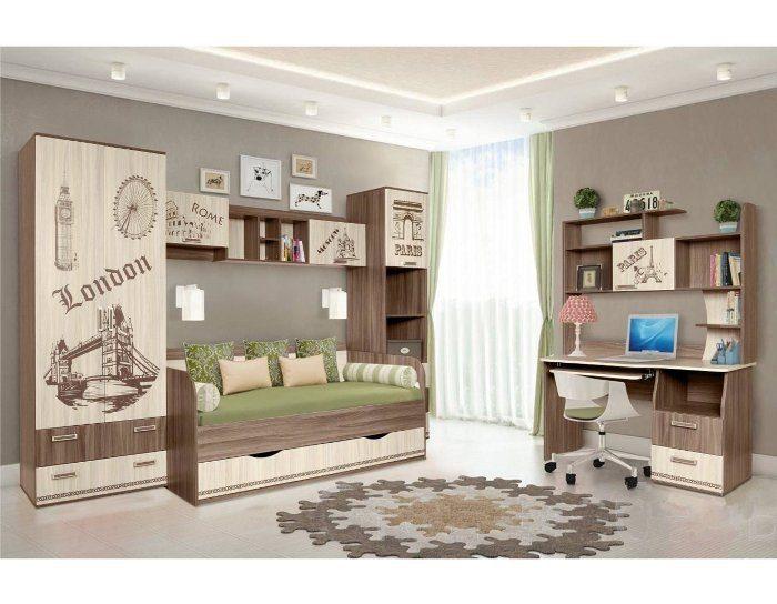 Модульная детская мебель Сенди