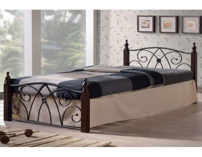Кровать кованая Marco DB
