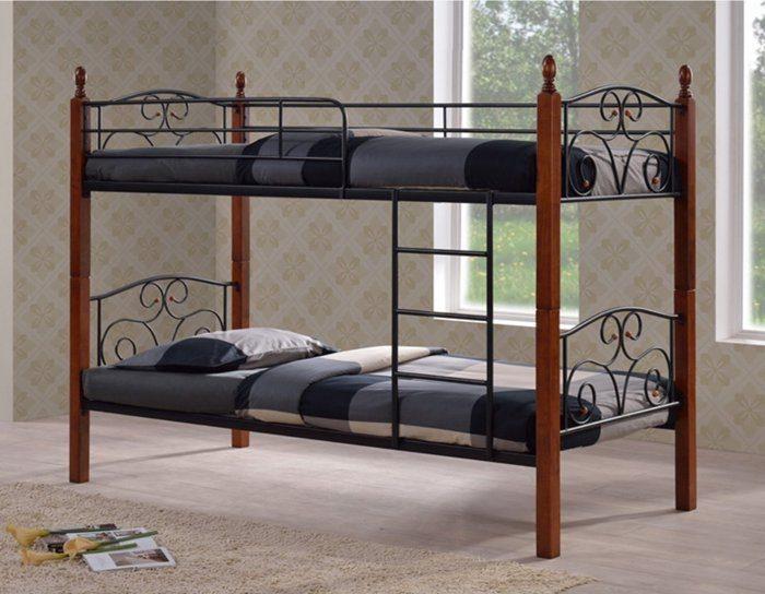 Кровать двухъярусная AF 213 DD