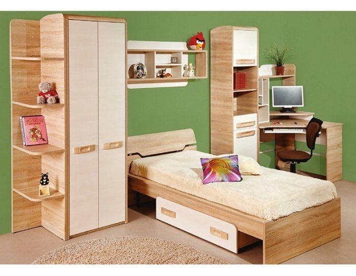 Модульная детская мебель Чемпион