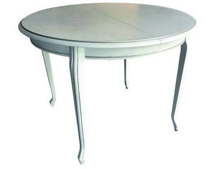 Стол обеденный раскладной Кабриоль круг