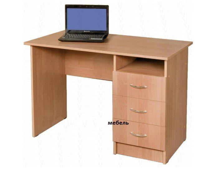 Компьютерный стол Школьник (5 цветов)