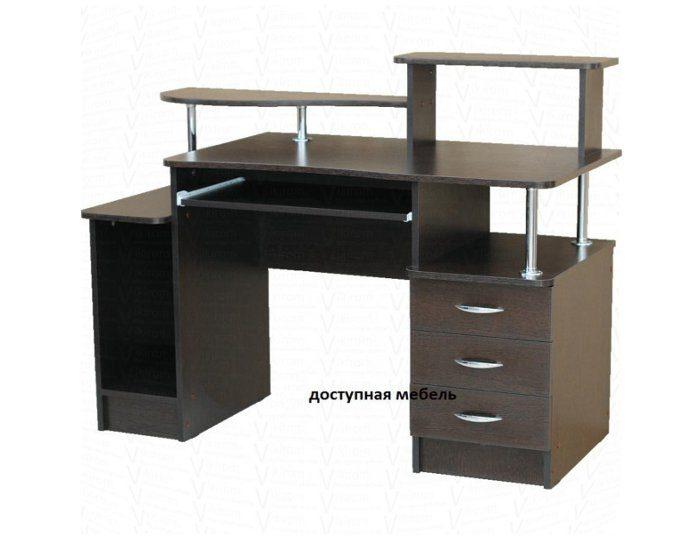 Компьютерный стол Лагуна