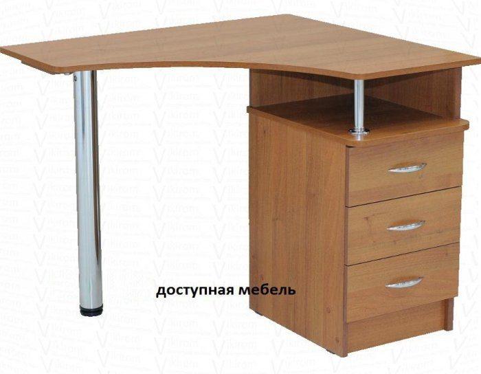 Компьютерный стол Рубин (5 цветов)