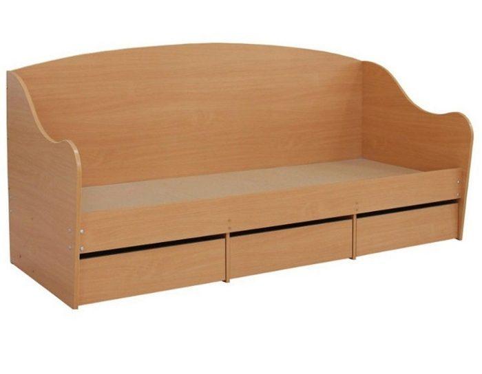 Кровать К-8 (5 цветов)