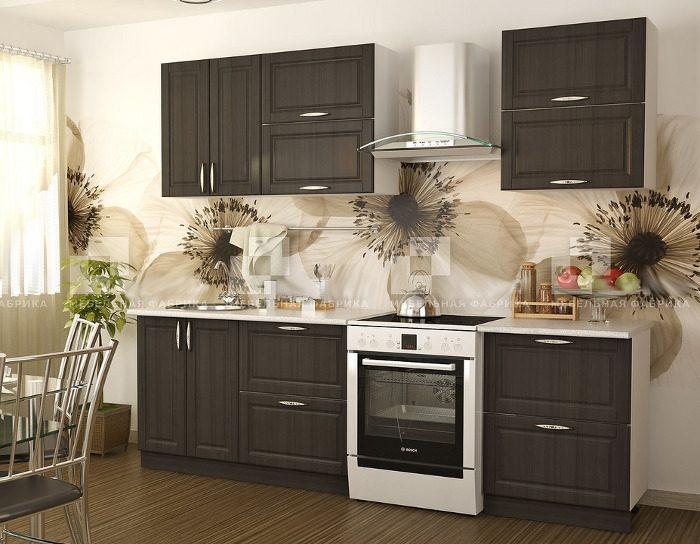 Кухонный гарнитур Парма цвет сандал
