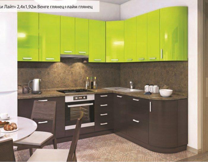 Кухня Фиджи Лайт (24 цвета)