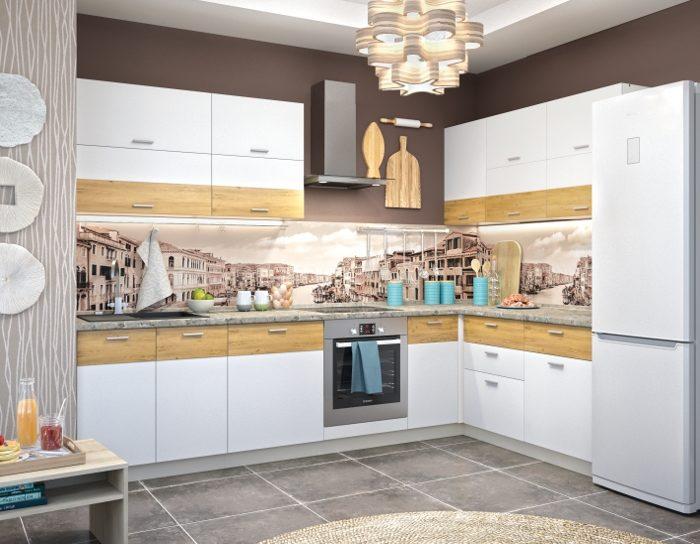 Кухня Адель тортуга