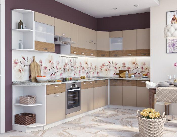 Кухня Адель какао