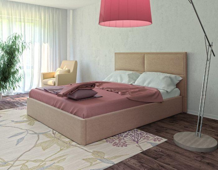 Кровать с подъемником Прага