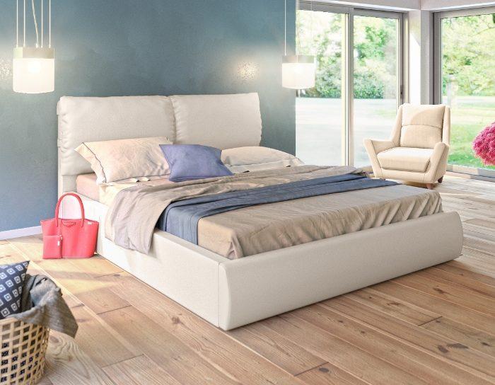 Кровать с подъёмником Камилла