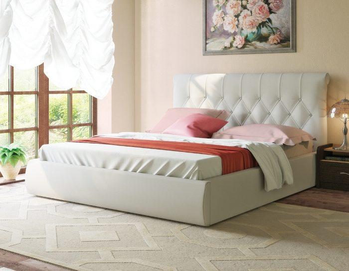 Кровать с подъёмным механизмом Тиффани