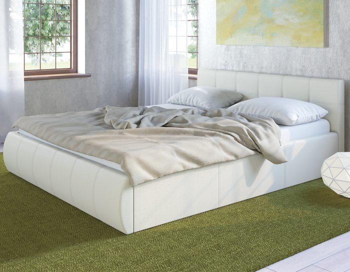 Кровать с подъёмником Афина