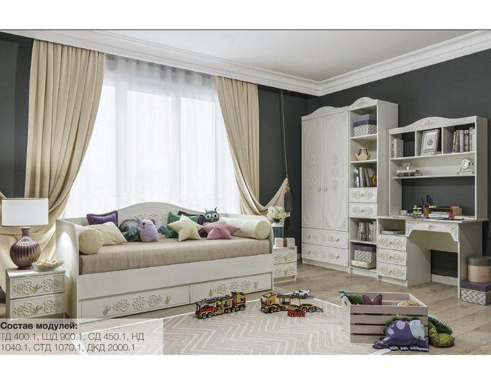 Модульная детская мебель Ki Ki