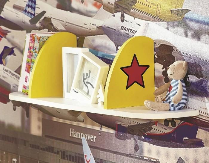 Модульная детская мебель Авиатор