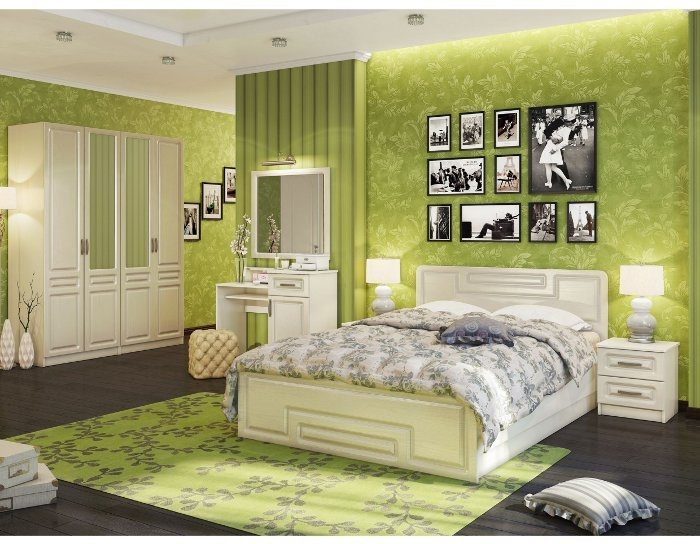 Модульная спальня Диана