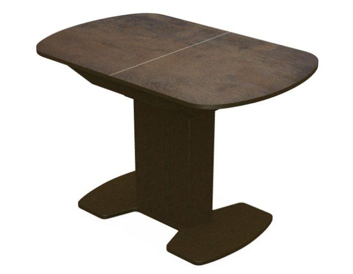 Стол обеденный раскладной Корсика пластик