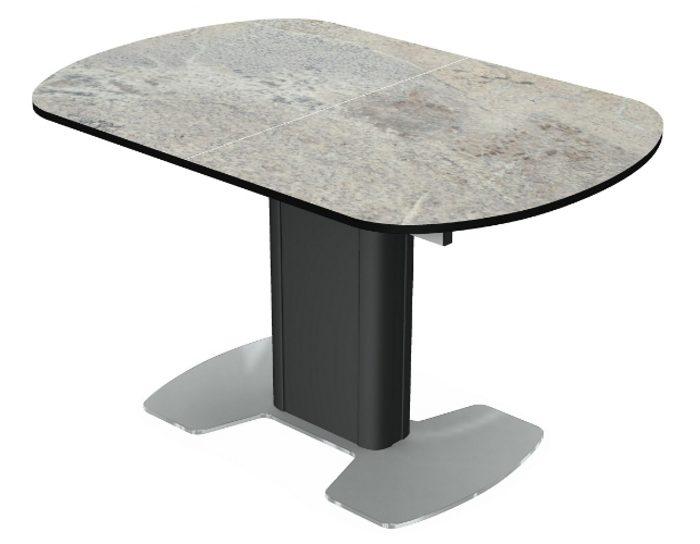 Стол обеденный раскладной Сицилия пластик