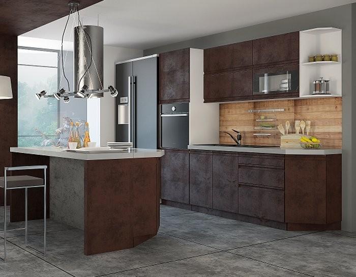 Модульная кухня Бронкс