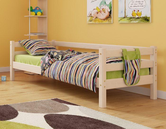 Детская деревянная кровать Соня 2