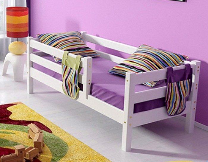 Детская деревянная кровать Соня 1600