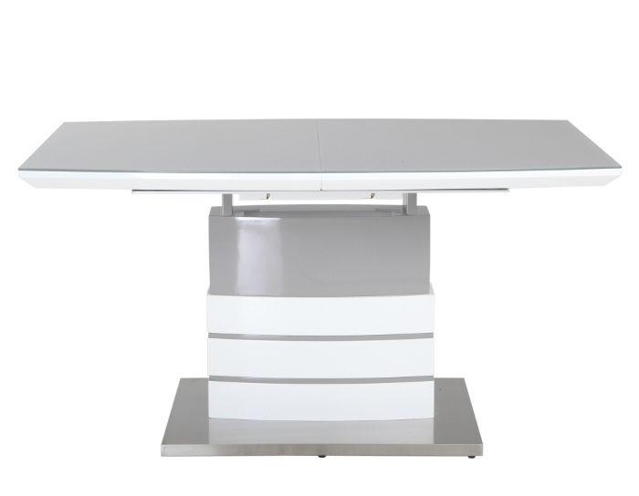 Стол стеклянный раскладной OKT-211-2