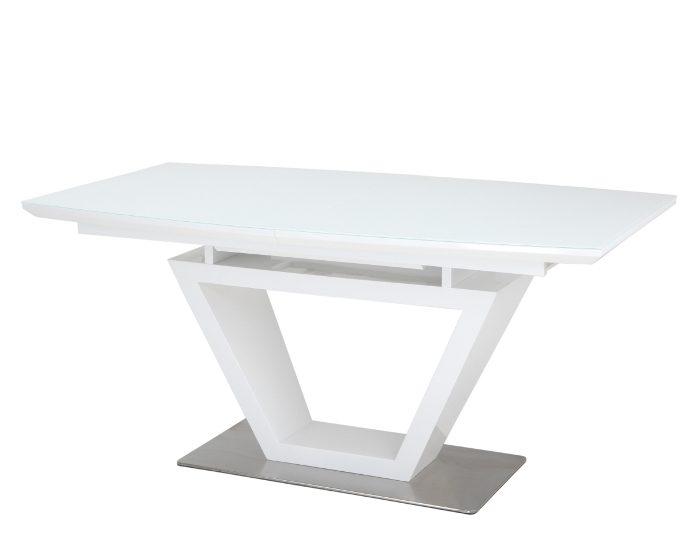 Стол стеклянный раскладной OKT-241-1