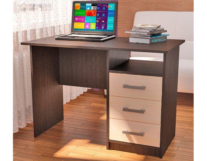 Компьютерный стол Фронда-1 (5 цветов)