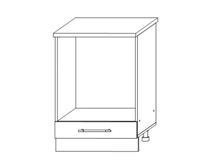Кухонный шкаф Верона ШНД600 без столешницы