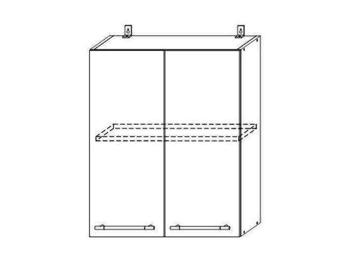 Кухонный шкаф Виста ШВ600
