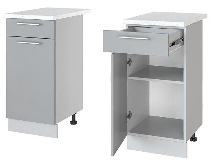 Кухонный шкаф Бронкс Н41