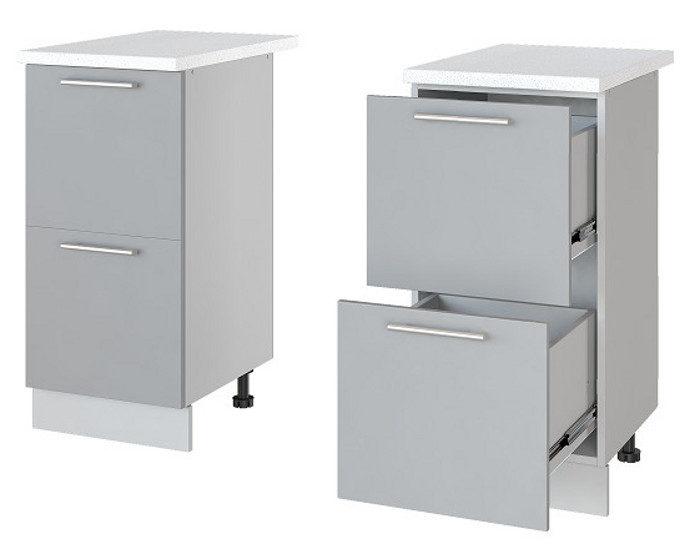 Кухонный шкаф Бронкс Н42