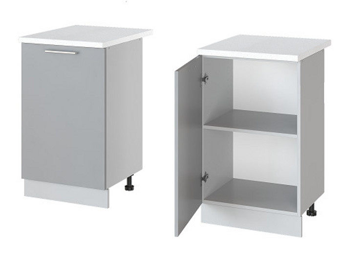 Кухонный шкаф Бронкс Н50
