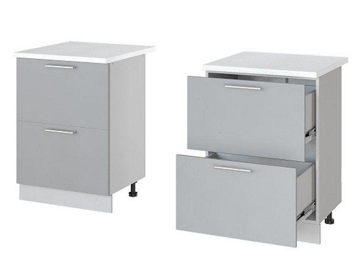 Кухонный шкаф Бронкс Н62