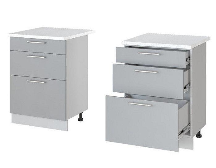 Кухонный шкаф Бронкс Н63
