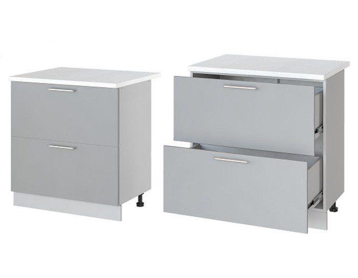 Кухонный шкаф Бронкс Н82