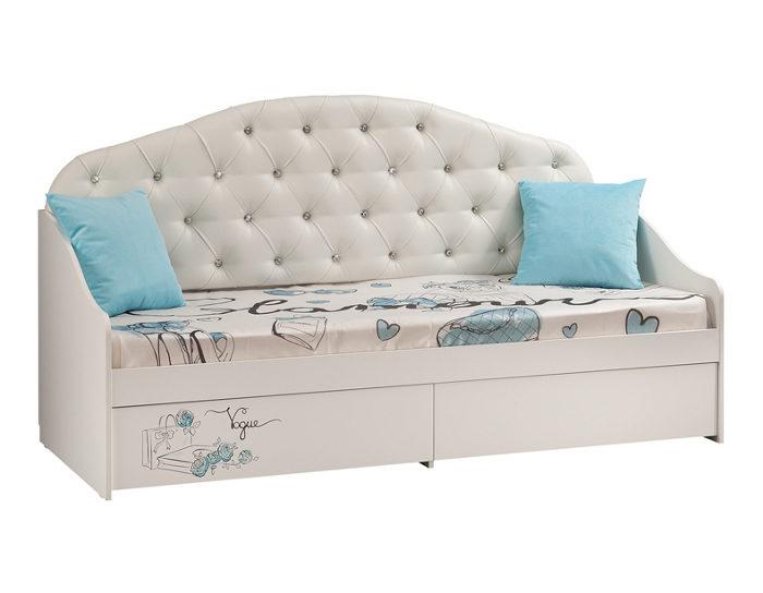Детская кровать-софа Гламур