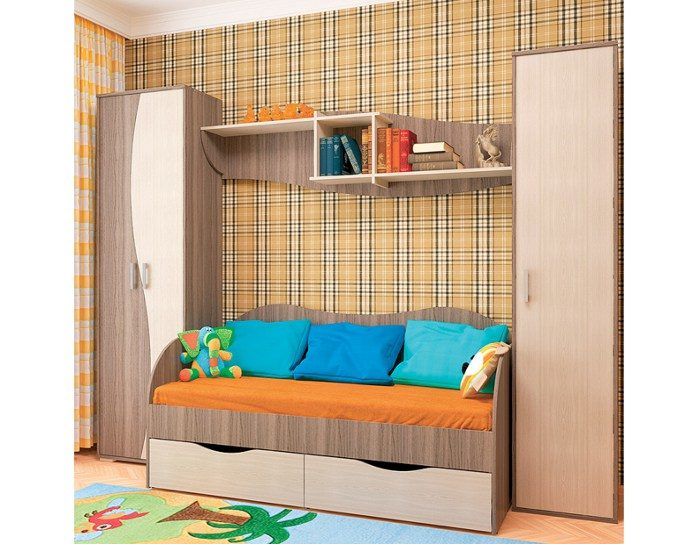 Модульная детская мебель Рио-103