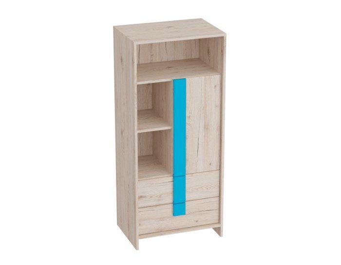 Детский шкаф-стеллаж Скаут
